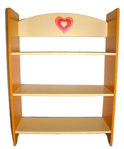 Children's 3-layer Shelf