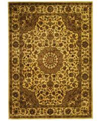 Safavieh Handmade Classic Birjand Ivory Wool Rug - 9'6 x 13'6