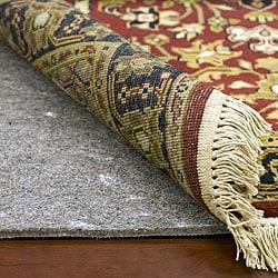 Superior Grey Synthetic Hard Surface and Carpet Rug Pad (2' x 8') - Thumbnail 0