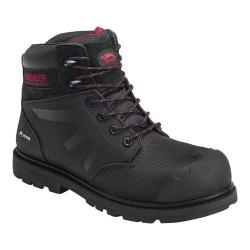Men's Avenger A7581 Composite Toe DuPont PR Waterproof Work Boot Black Synthetic (More options available)