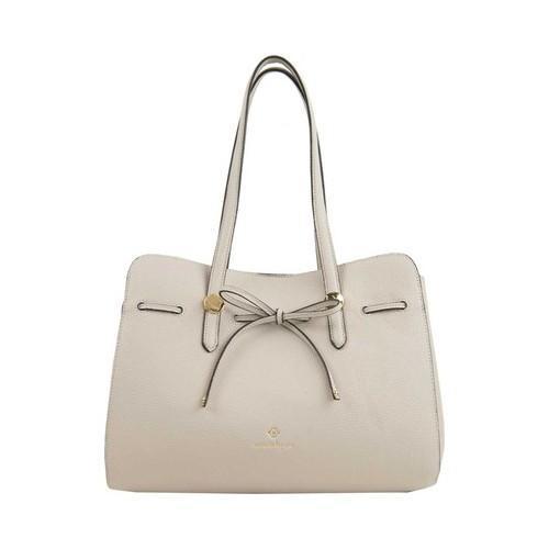 Shop Women s Nanette Lepore Arabelle Shoulder Bag Pearl - Free Shipping  Today - Overstock - 21109451 c9044d9d68cb