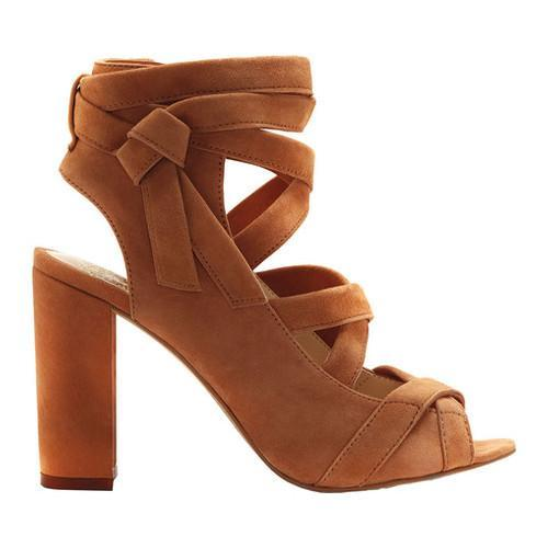 0aaac20726a7 ... Suede  Thumbnail Women  x27 s Vince Camuto Sammson Block Heel Sandal  Maple Brown True ...