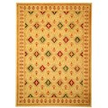 Safavieh Porcello Fine-spun Regal Cream/ Multi Area Rug - 8' x 11'2