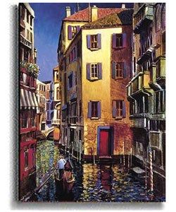 Venetian Light by O'Toole Stretched Canvas Art