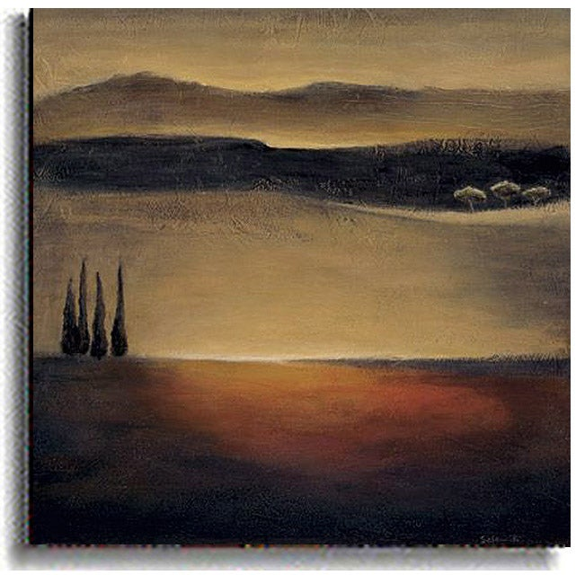 Puesta del Sol by Salemink-Roos Stretched Canvas - Thumbnail 1