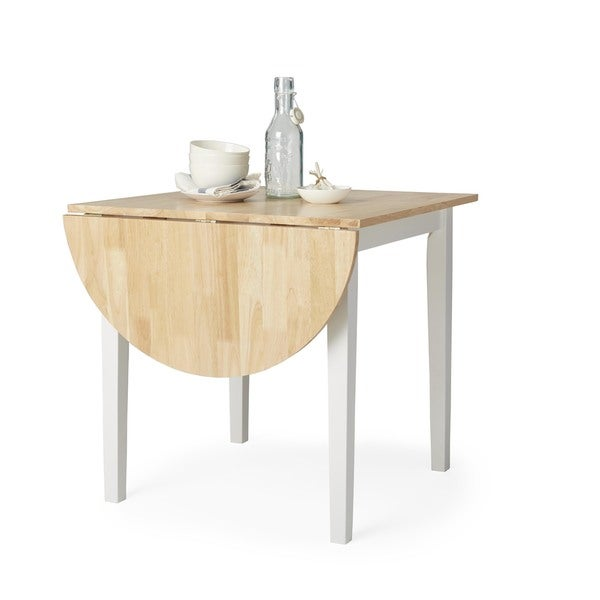 Simple Living Country Cottage Dining Table   Free Shipping Today    Overstock.com   10703454