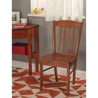 Simple Living Savannah Hardwood Chair