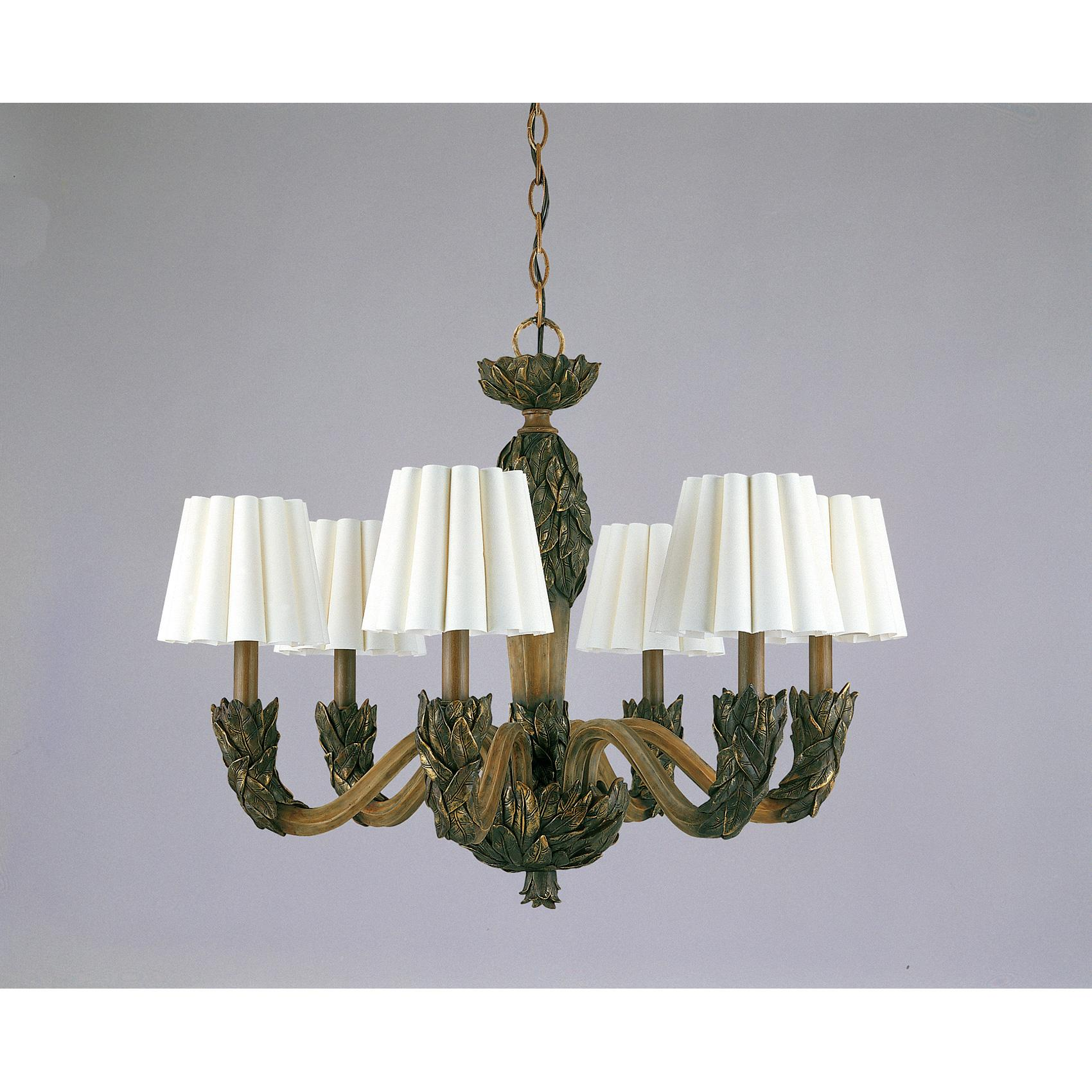 Tropica Collection 6-light Chandelier