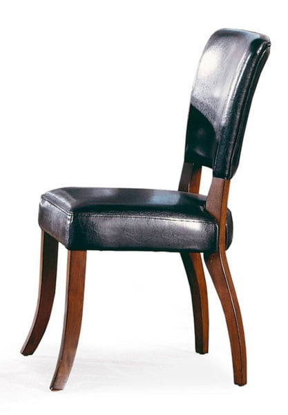 Aiden Curved Back Dining Chairs (Set of 2