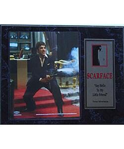 Scarface Plaque (12 x 15)