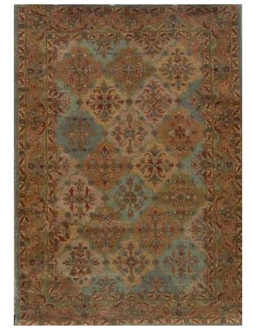 Hand-tufted Bukhtiar Wool Rug (8' x 10'6)