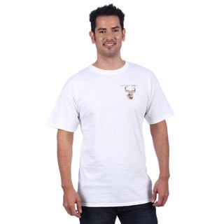 It's All About Hunting Men's White T-Shirt