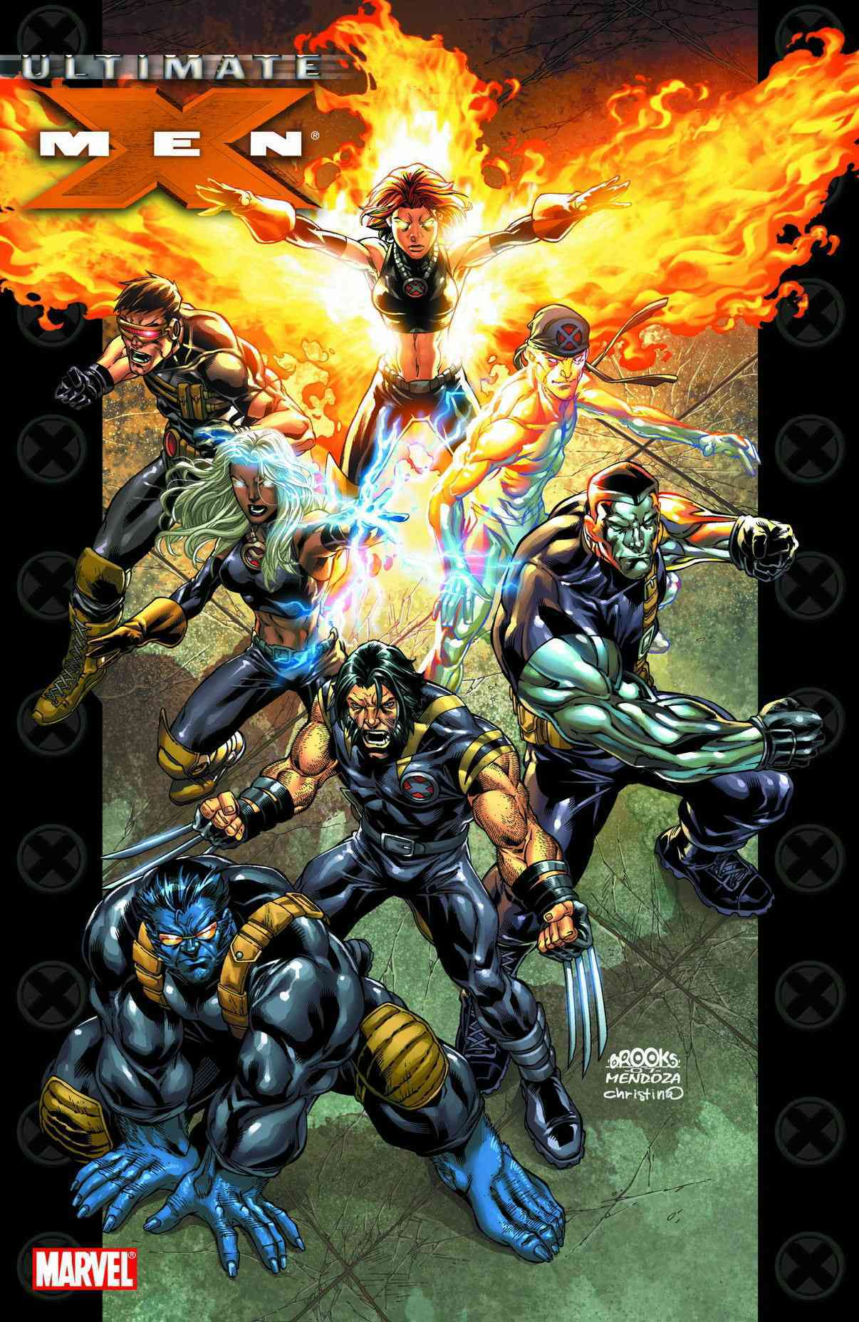 Ultimate X-Men 2: Ultimate Collection (Paperback)