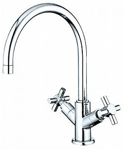 Concord Vessel Chrome Bathroom Faucet