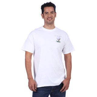 It's All About Golf Men's White T-Shirt