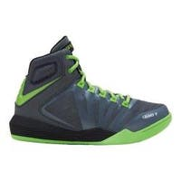 Men's AND1 Overdrive Basketball Shoe Castlerock/Green/Black