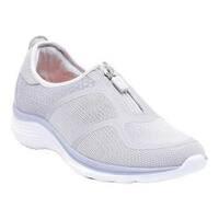 Women's Easy Spirit Gemela2 Zip Up Sneaker Vapor Mesh
