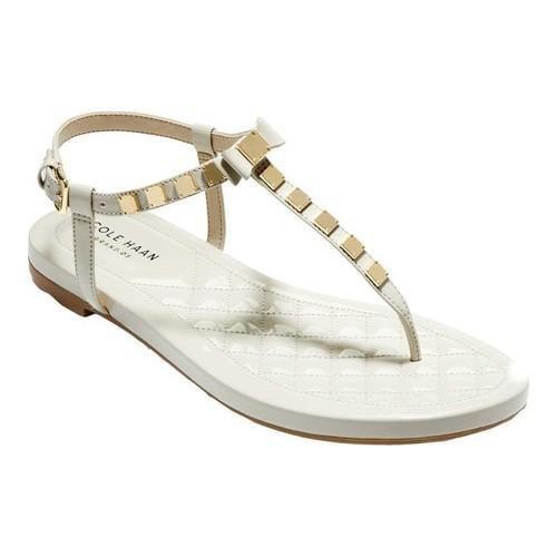 Cole Haan Tali Mini Bow Studded Sandals K5JMD45hwq