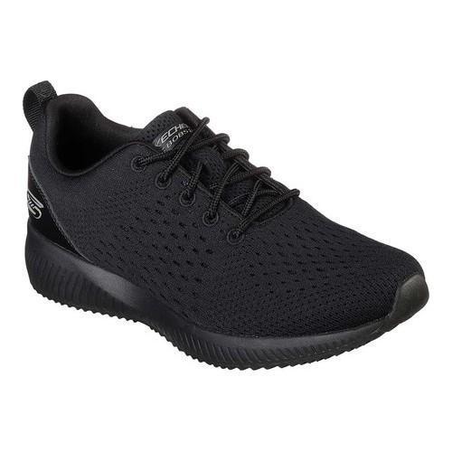 4d444d98a581 Shop Women s Skechers BOBS Sport Squad Ultraviolet Sneaker Black Black -  Free Shipping On Orders Over  45 - Overstock - 21225139