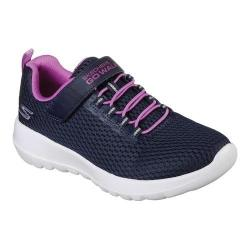 Girls' Skechers GOwalk Joy Paradise Sneaker Navy