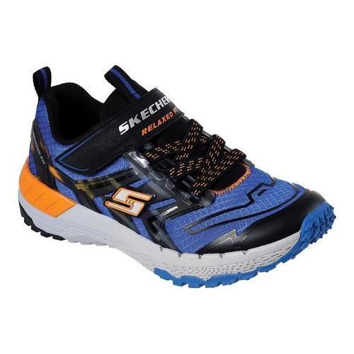 0ef86c9d5fc8 Shop Boys  Skechers Hyperjolt 2.0 Tech Sprint Sneaker Royal Black - Free  Shipping On Orders Over  45 - Overstock - 21225208