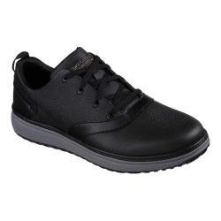 Men's Skechers Work Relaxed Fit Mohall Slip Resistant Shoe Black