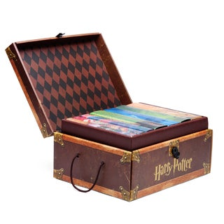 Harry Potter Boxed Set: Books 1-7 (Hardcover)