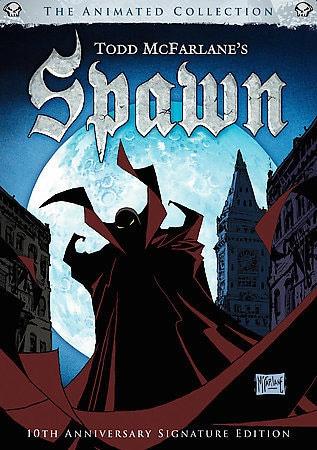 Spawn 10th Anniversary Gift Set (DVD)