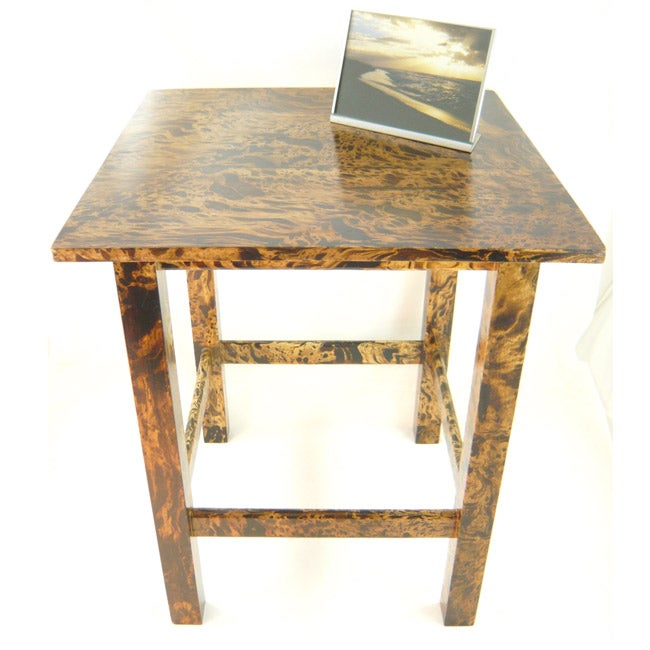 Mango Wood End Table (Thailand)