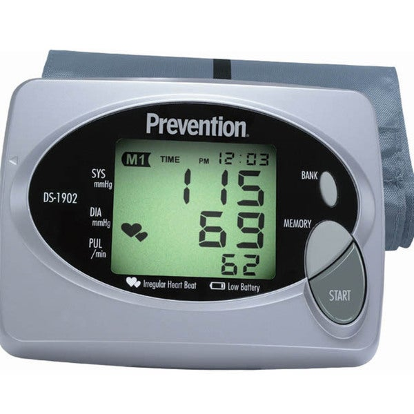 Mark of Fitness Auto-Inflate Blood Pressure Monitor