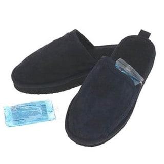 Conair Foot Vibes Heated Men's Massaging Slippers