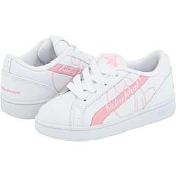 baby phat kids Muse White/ Pink Athletic Shoes - Size 10 T - Free ...