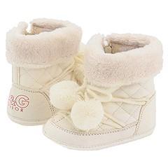 D&G Junior L33016 (Infant) Snow White Boots