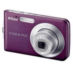Nikon Coolpix S210 8 Megapixel Compact Camera - Plum - Thumbnail 2