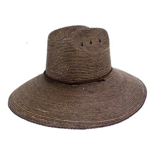 a09e57acaaee3 Shop Peter Grimm Kumia Straw Hat Brown - Free Shipping On Orders Over  45 -  Overstock - 21287866