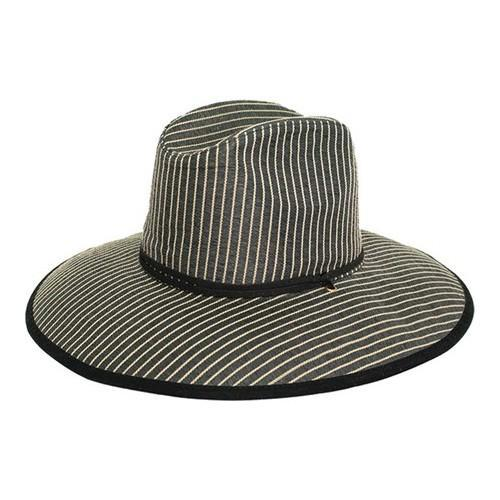 00389c558dfce Shop Peter Grimm Maui Fedora Black - Free Shipping On Orders Over  45 -  Overstock.com - 21287876