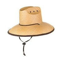 15cee2070d7ee Shop Peter Grimm Radcliff Straw Hat Natural - Free Shipping Today ...