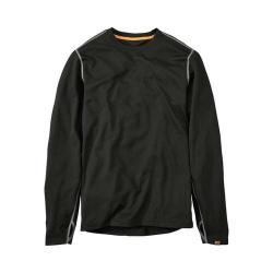 Men's Timberland PRO Skim Coat Light Warmth Thermal Top Jet Black