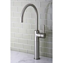 Vilbosch Satin Nickel Vessel Faucet
