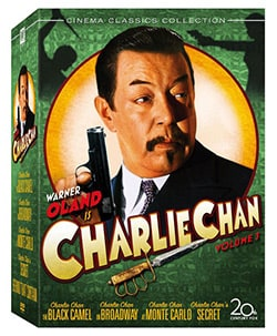 Charlie Chan Collection Vol. 3 (DVD)