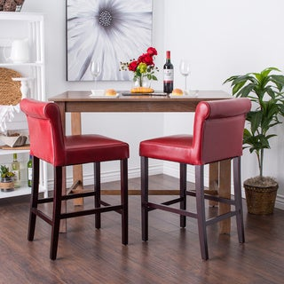 Top Product Reviews For Cosmopolitan Burnt Red Leather