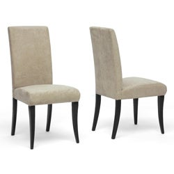 Zen Wenge Dining Chairs (Set of 2)
