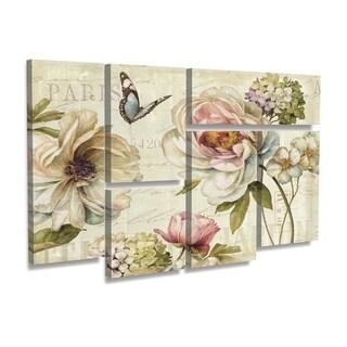 Link to Lisa Audit 'Marche De Fleurs Iv' Multi Panel Art Set 6 Piece Similar Items in Art Prints