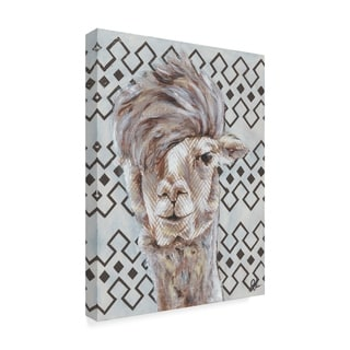 Jennifer Rutledge 'Animal Patterns Ii' Canvas Art