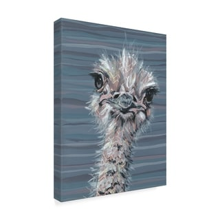 Jennifer Rutledge 'Animal Patterns V' Canvas Art