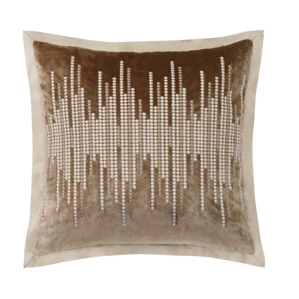 "Charisma Paloma 18"" x 18"" Square Decorative Pillow"