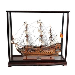 San Felipe Large With Table Top Display Case