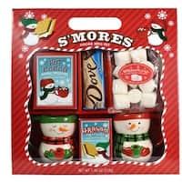 S'Mores Cocoa Mug Set