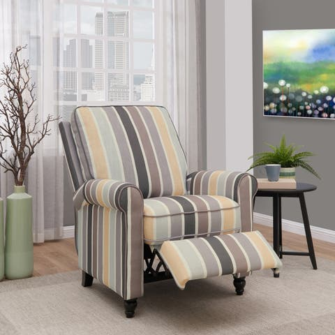 Copper Grove Orvault Push-back Recliner