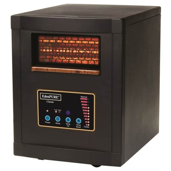 Shop Edenpure Classic Infrared Cabinet Heater Free
